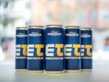 Energidryck med egen ettikettdesign för Easytryck