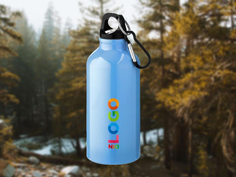 Bild på vattenflaska