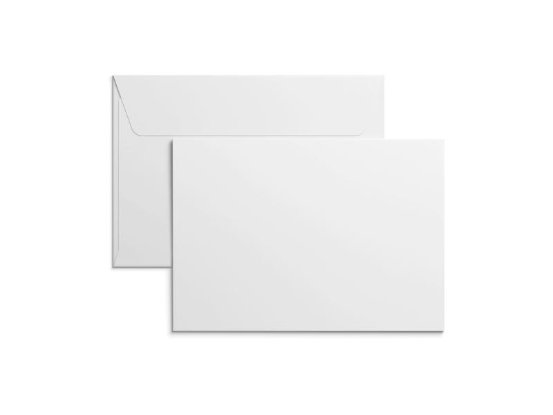 C6-kuvert med tryck