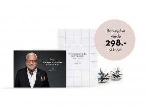 Mannerströms Gåvokort Tasty 298:-