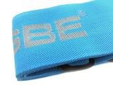 Bagageband med vävd logo / budskap