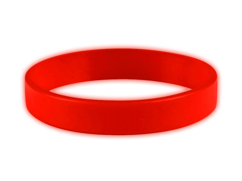 Gummiarmband Vuxen GLOW (Konfigurationsbild)