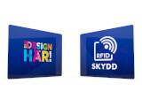 Kortsköld med tryck - RFID - Anti-skimming