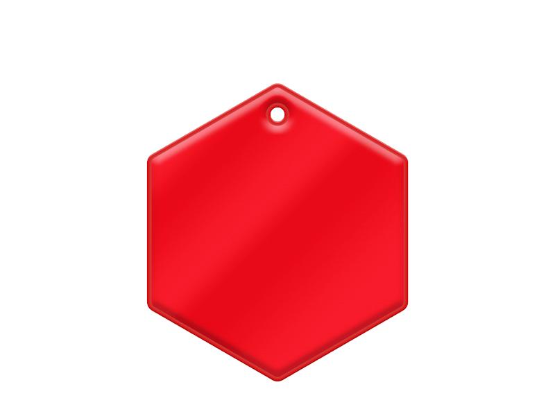 Mjuk Reflex Hexagon