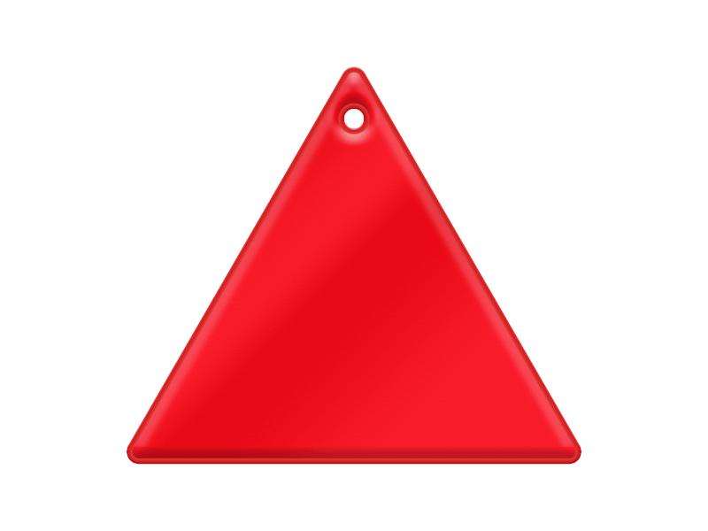 Mjuk Reflex Triangel