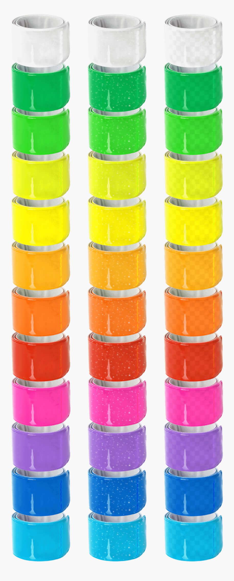 Reflexband färger