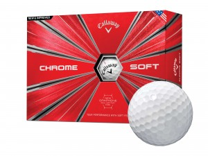 Callaway Chrome Soft - Referensbild