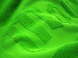 Handduk med relief - Exempel