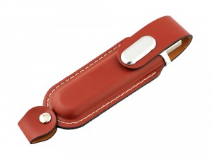 USB-minne Leather