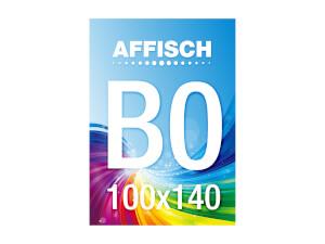Affisch B0 - 100x140 cm