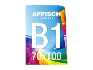 Affisch B1-D - 70x100 cm